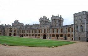 Замок Виндзор в Англии