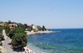 Дом на побережье в Болгарии