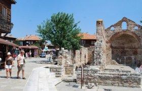 Исторические постройки Болгарии