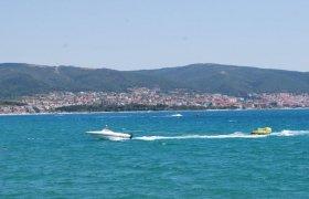 Морские развлечения в Болгарии для активных
