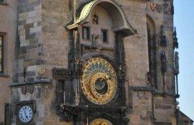 фото астрономических часов
