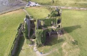 Замок Бэлликербэрри Ирландия