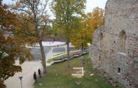 Сигулдский замок в Латвии