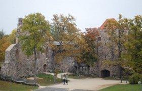 Тихое и умиротворенное место в Латвии