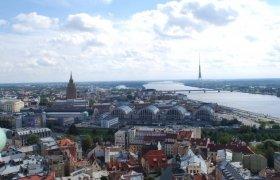 Сигулда - один из важнейших центров туризма в Латвии