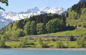 Швейцария, железная дорога маттерхорн-готтард