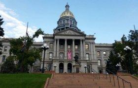 Капитолий штата Колорадо США